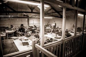 Agr, l'école de l'image - Communication Visuelle, Nantes | Crédit photo : © Lionel Boissaye