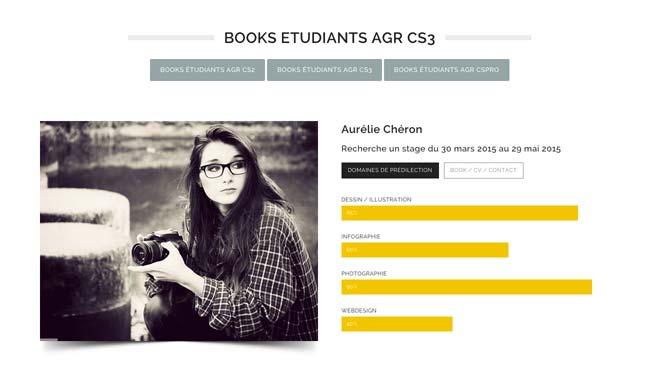 Plateforme Books étudiants - Agr Nantes